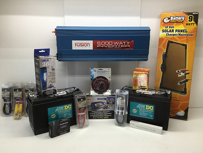 Power outage - Emergency solar - Compact solar - Indoor solar box – Solar - Off the grid – Inverter – Prepper