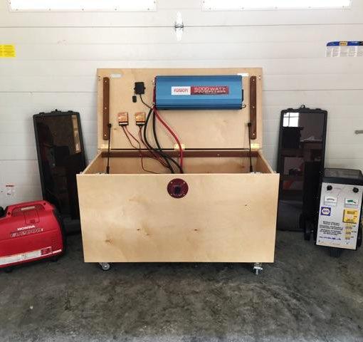 The Solar Box Three